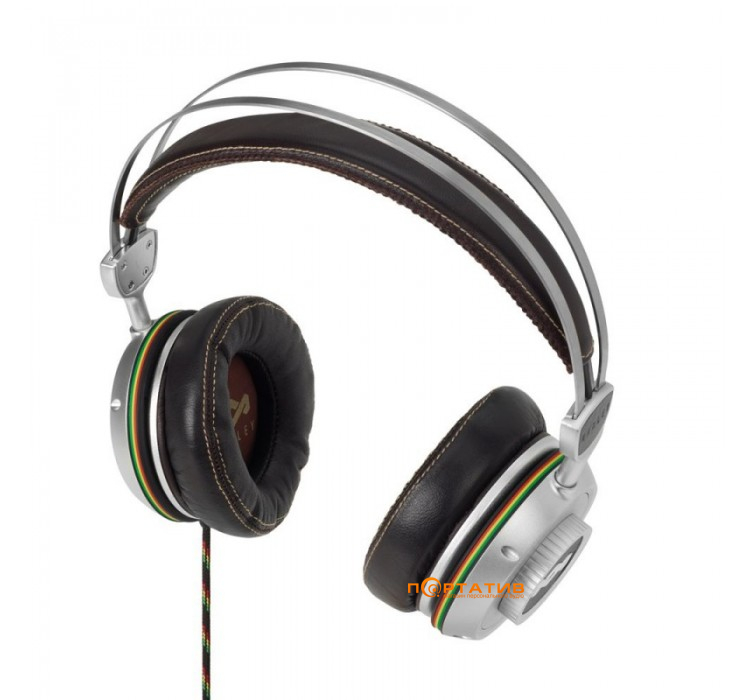 Marley EM-DH003-IO Trenchtown Rock Iron Over-Ear Mic