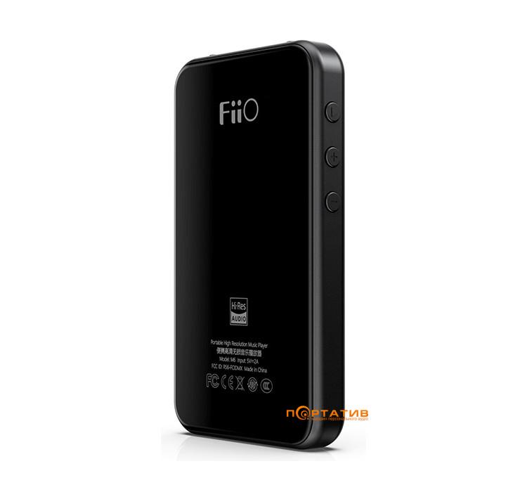 FiiO M6 Black