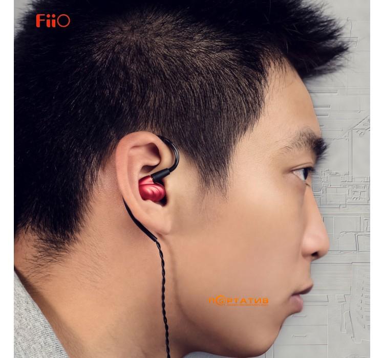 FiiO F9 Red