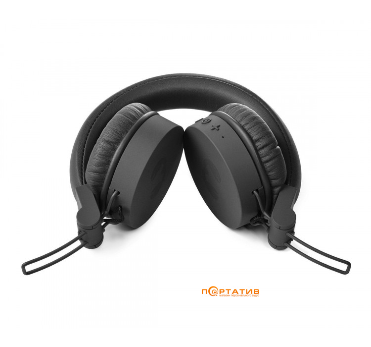 Fresh N Rebel Caps BT Wireless Headphone On-Ear Concrete