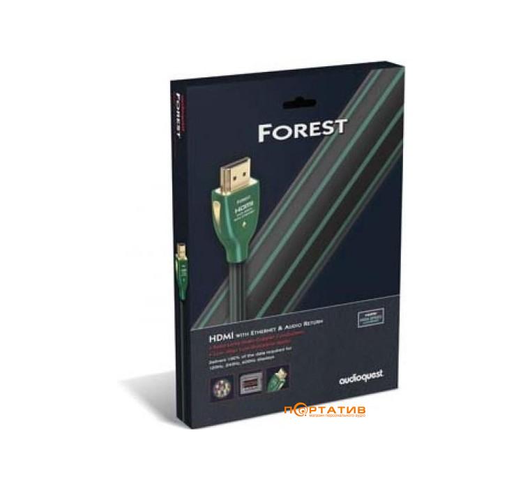 AUDIOQUEST 2.0m HDMI Forest