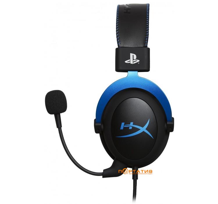 HyperX Cloud Blue PS4 (HX-HSCLS-BL/EM)