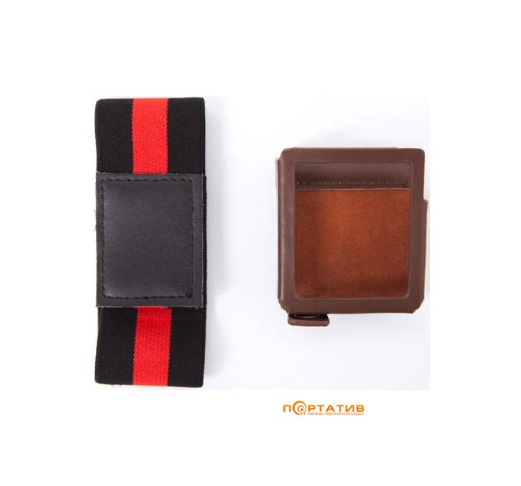 Hidizs AP80 Leather Case Brown