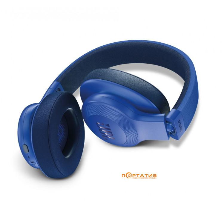 JBL E55BT Blue