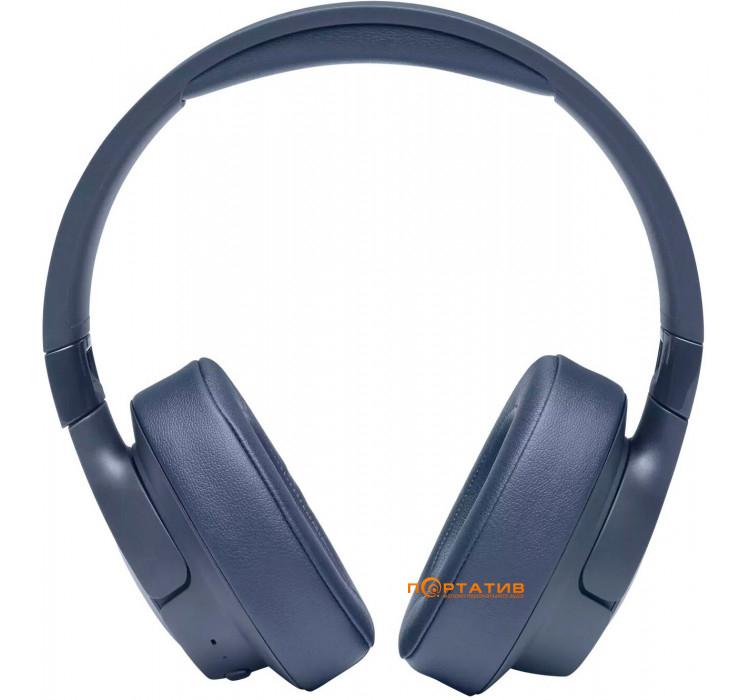 JBL T710 BT Blue