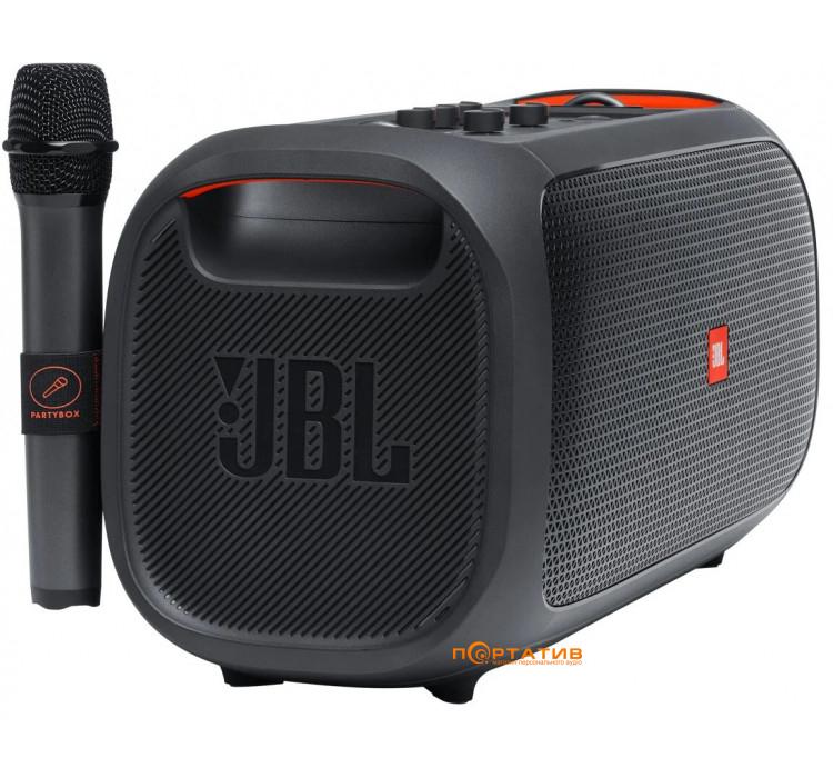 JBL PartyBox On The Go (JBLPARTYBOXGOBEU)