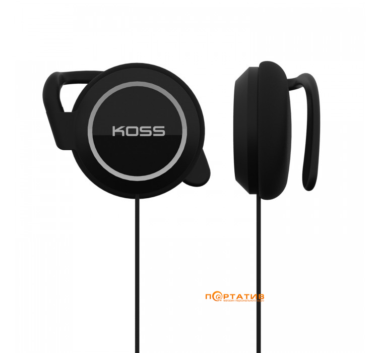 KOSS KSC21 Black