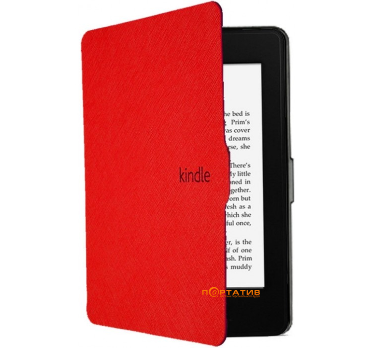 Обложка Kindle Voyage Smart Cover Red