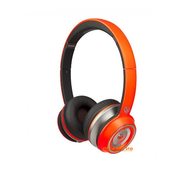 Monster NCredible NTune On-Ear Neon Orange (MNS-128582-00)
