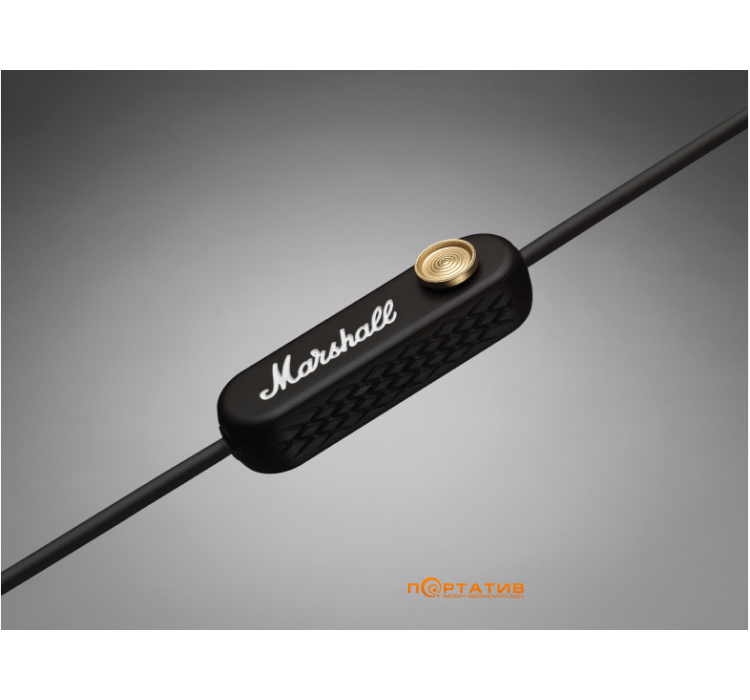 Marshall Minor II Bluetooth Brown