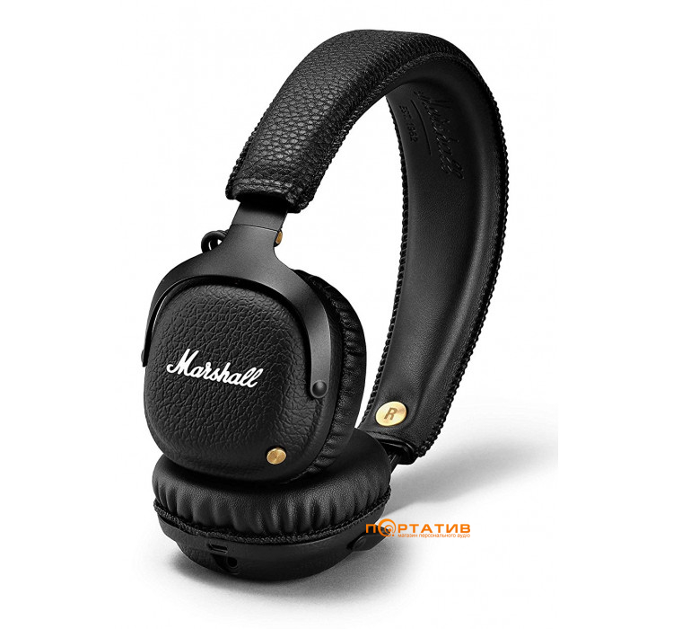 Marshall MID Bluetooth Black - купить Наушники в Киеве 1b6834b86792d