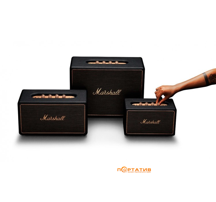 Marshall Multi-Room Set