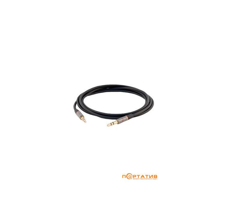 NuForce Transient PP-MM 1.5m Black