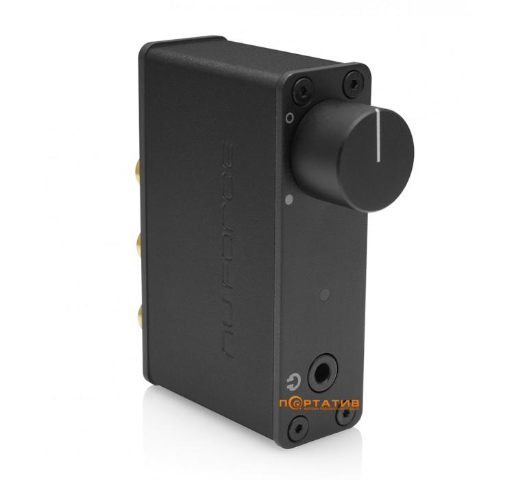 NuForce Icon uDAC-3 Black