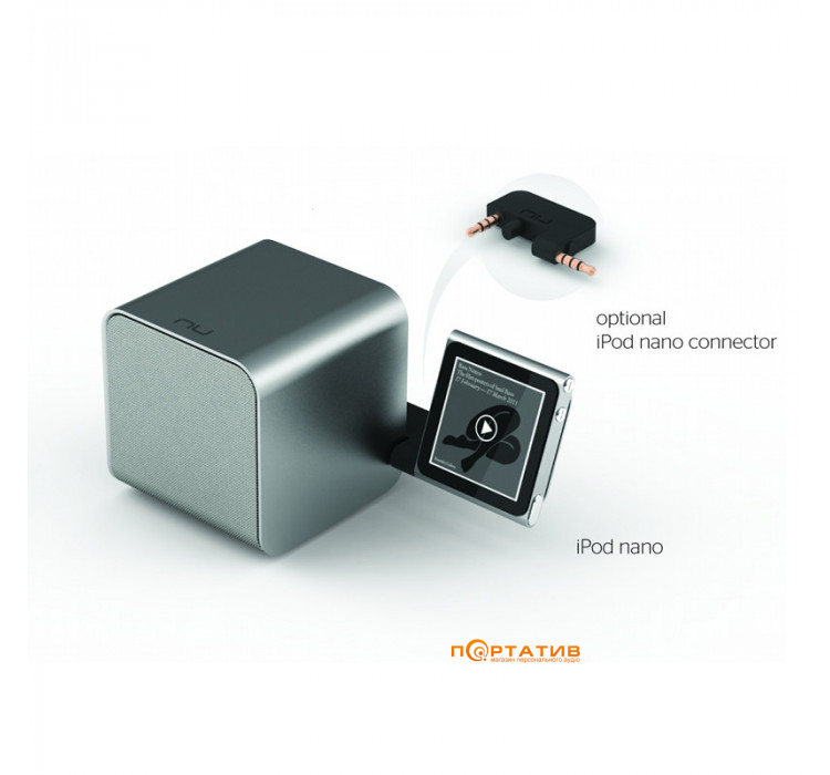 NuForce Cube Connector for Nano