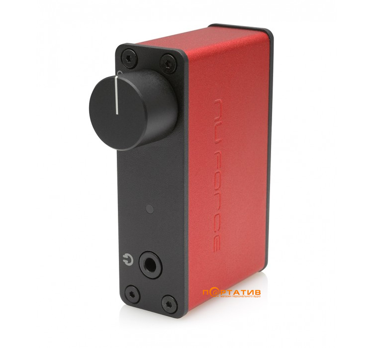 NuForce Icon uDAC-3 Red