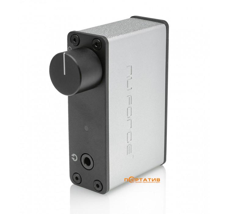 NuForce Icon uDAC-3 Silver