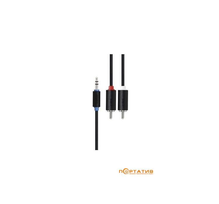ProLink 3.5 mm St - 2 RCA 1.5 m (PB103-0150)