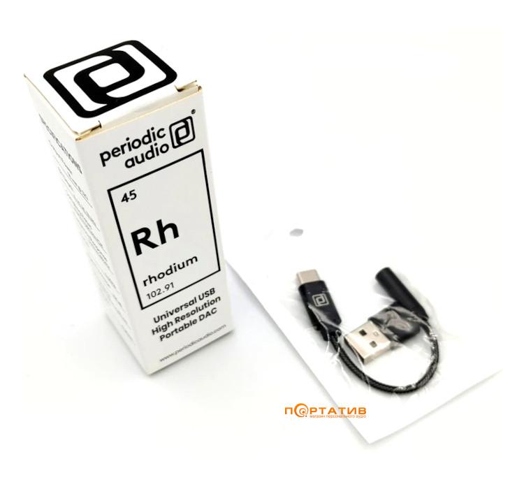 Periodic Audio Rhodium