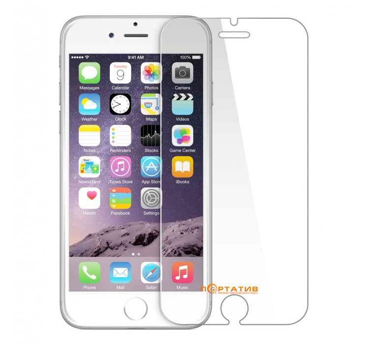 PRO+ iPhone 6/6S Glass Screen Protector 0.2mm