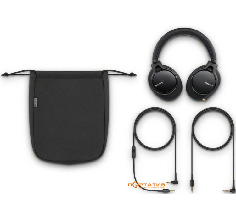 Sony MDR-1AM2 Black