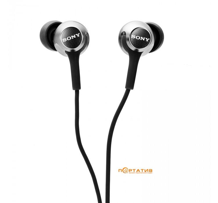 Sony MDR-EX155 Black - купить Наушники в Киеве 55cbb447f1629