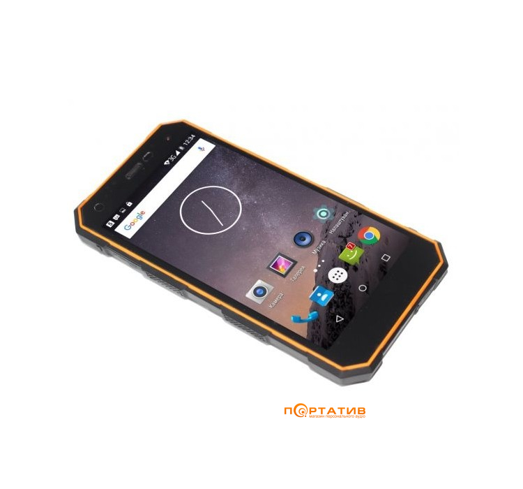 Sigma mobile X-treme PQ24 Black/Orange