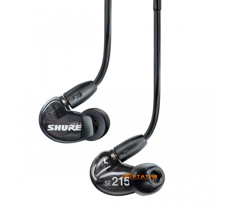 Shure SE215K