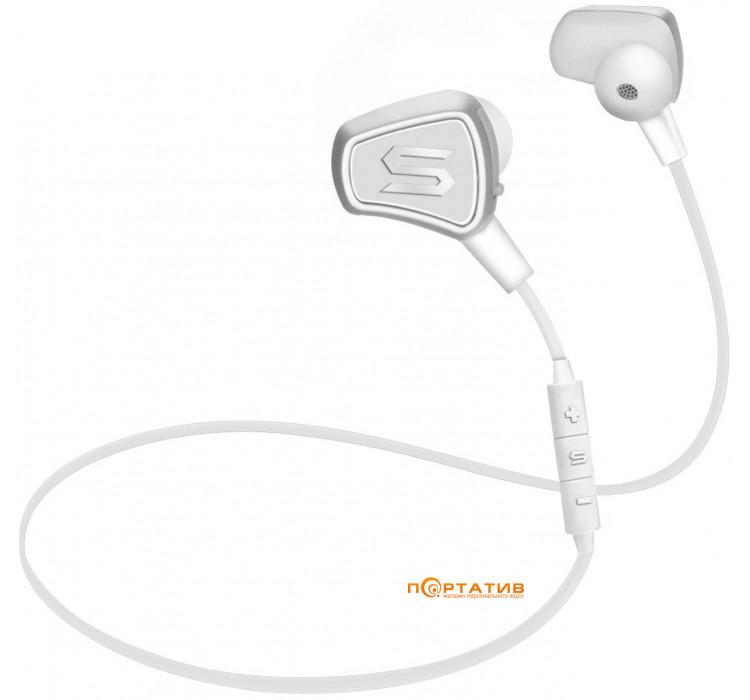 Soul Impact Wireless Bluetooth Earphones White