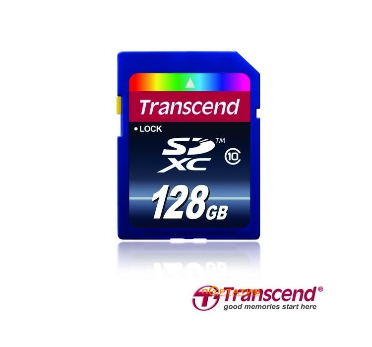 Transcend SDXC 128GB Class 10 (TS128GSDXC10)