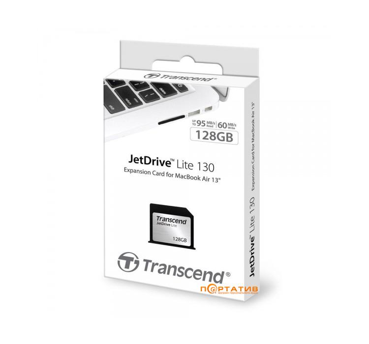 Transcend JetDrive Lite 128GB MacBook Air 13