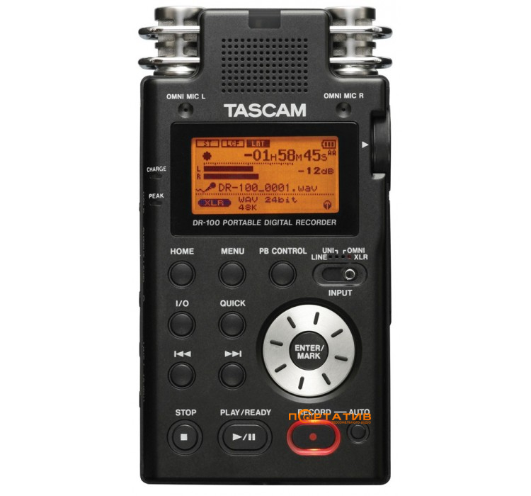 Tascam DR-100 mk2