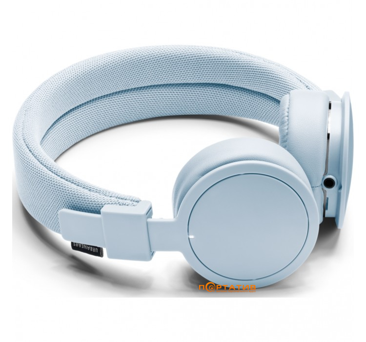 Urbanears Plattan ADV Wireless Snow Blue - купить Наушники в Киеве ... d2e9fad79d817