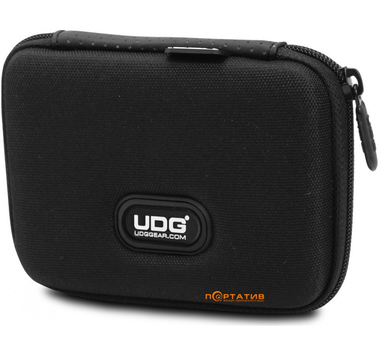 UDG Creator DIGI Hardcase Small Black (U8418BL)