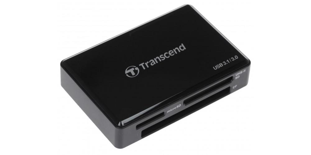 Transcend TS-RDF9K Black