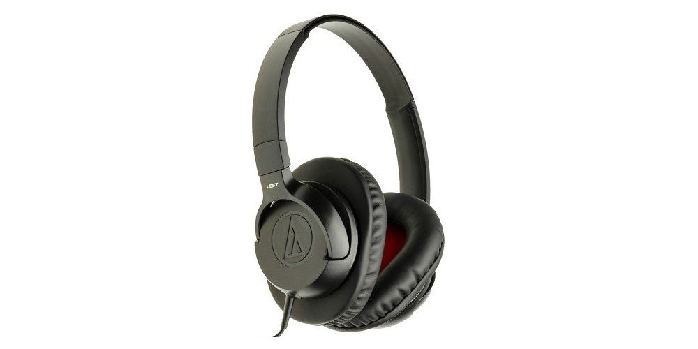 Audio-Technica ATH-AX1ISBK Black