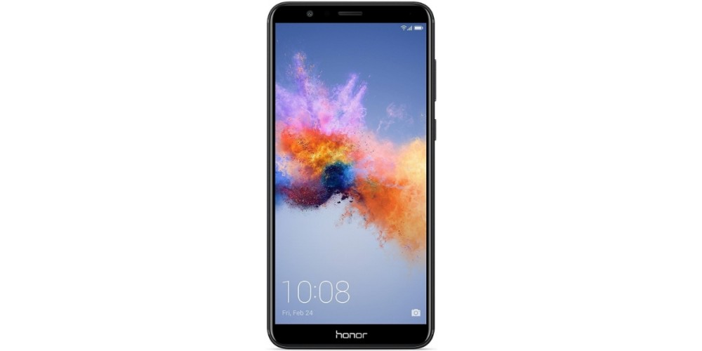 Honor 7X 4/64GB Black (BND-L21)