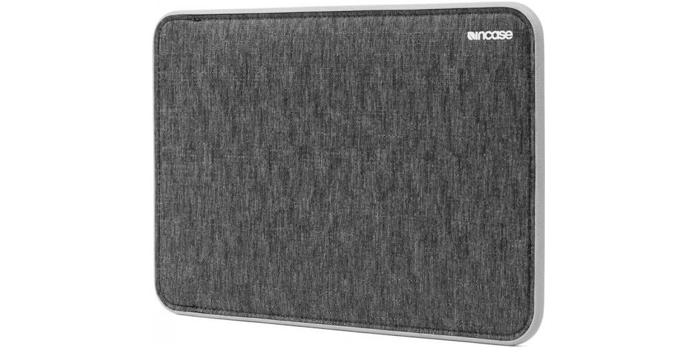 Incase MacBook Retina 13 ICON Sleeve with TENSAERLITE Heather Black/Gray (CL60640)