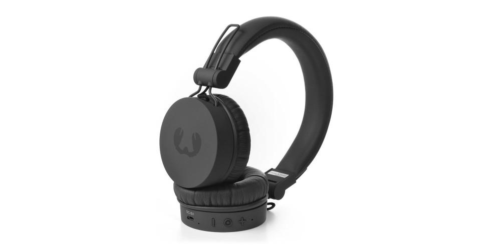Fresh N Rebel Caps BT Wireless Headphone On-Ear Concrete
