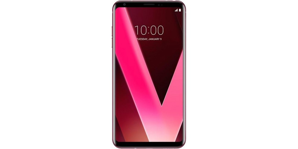 LG V30+ (H930) 4/128GB Dual Sim Raspberry Rose (LGH930DS.ACISRP)