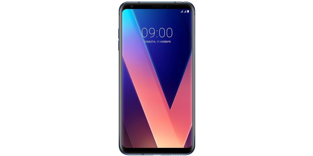 LG V30+ (H930) 4/128GB Dual Sim Moroccan Blue (LGH930DS.ACISBL)