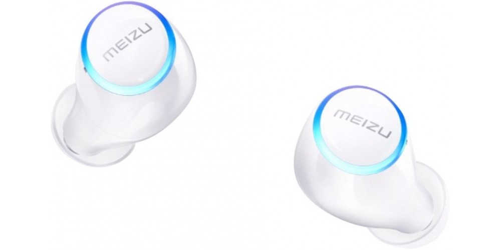 Meizu POP True Wireless Bluetooth Sports Earphones White