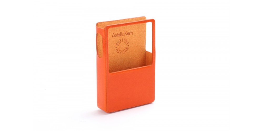 Astell&Kern AK120 Carrying Case Orange