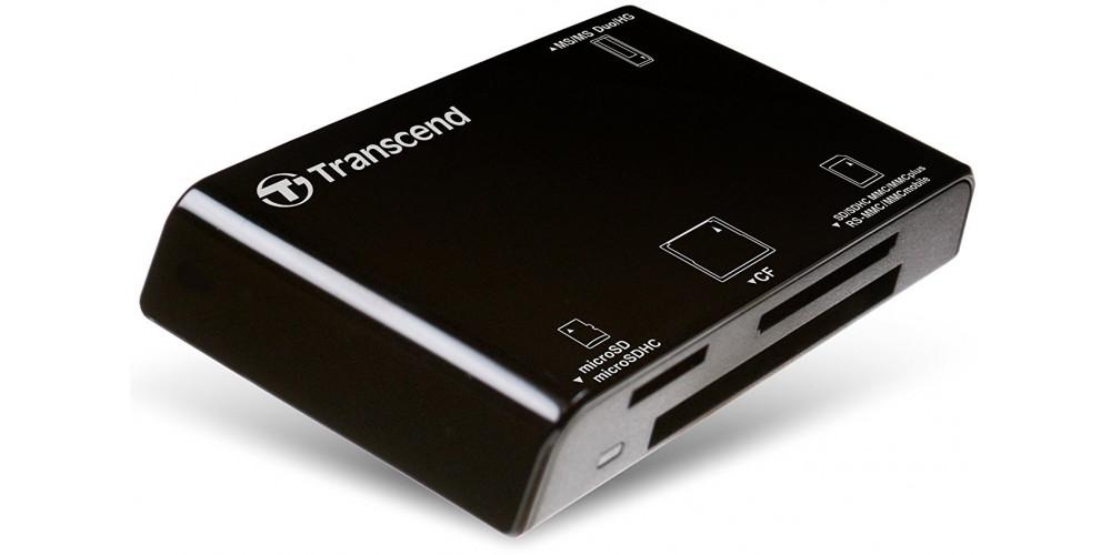 Transcend TS-RDP8K black