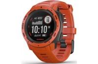Смарт-часы Garmin Instinct Flame Red (010-02064-02)