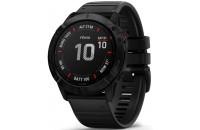 Смарт-часы Garmin Fenix 6X Black with Black Band (010-02157-01)
