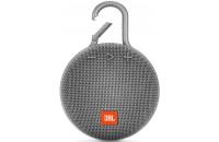 JBL Clip 3 Stone Grey