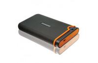 Жесткие диски, SSD 500 GB Transcend StoreJet 25M2 TS500GSJ25M2 USB 2.0 Anti-Shock