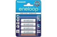 Аккумуляторы Panasonic Eneloop AAA 750 4BP mAh NI-MH (BK-4MCCE/4BE)