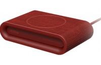 Кабели и зарядные уст-ва iOttie iON Wireless Fast Charging Pad Plus Red (CHWRIO105RD)